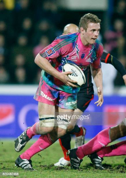 Simon TAYLOR Stade Francais / Toulon 17e journee Top 14