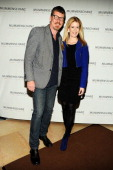 Simon van Kempen and Alex McCord attend 'Mummenchanz' Opening Night Celebration at Skirball Center NYU on December 12 2012 in New York City