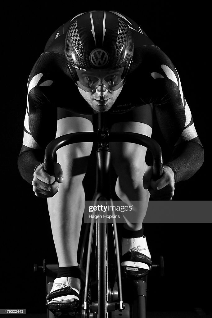 <a gi-track='captionPersonalityLinkClicked' href=/galleries/search?phrase=Simon+van+Velthooven&family=editorial&specificpeople=5780427 ng-click='$event.stopPropagation()'>Simon van Velthooven</a> poses during the New Zealand Olympic Committee Glasgow Workshop at Stadium Southland on November 14, 2013 in Invercargill, New Zealand.