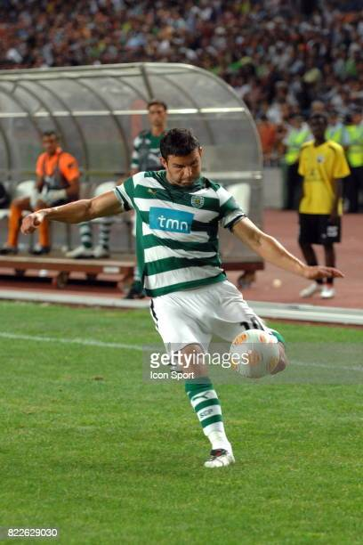 Simon VUKCEVIC Academica de Coimbra / Sporting Portugal 3e journee Championnat du Portugal Stade du Cidade de Coimbra