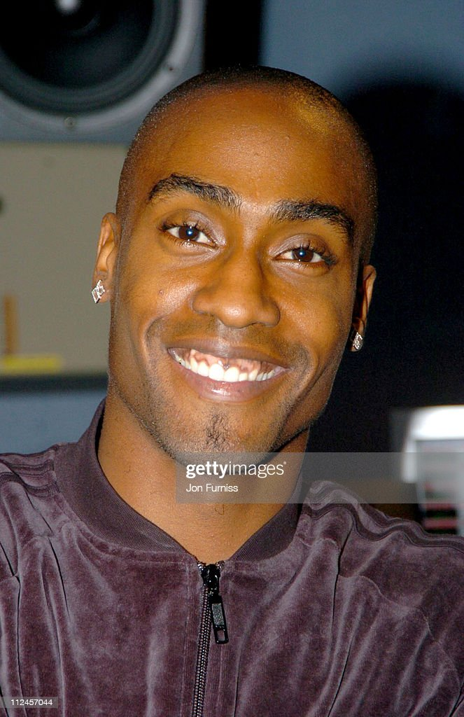Simon Webbe and Lee Ryan of Blue Visit Justin Wilkes' Capital FM Show