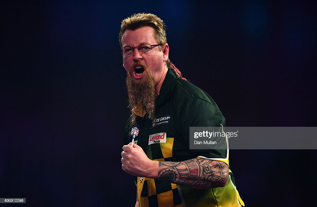 2017 William Hill PDC World Darts Championships - Day Six