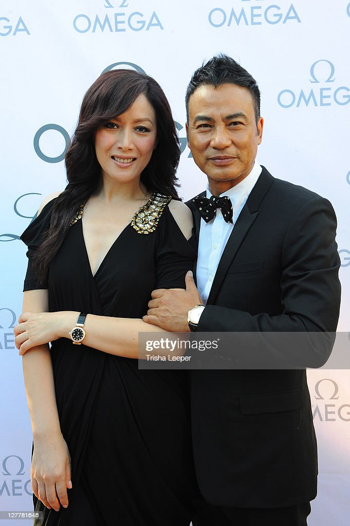 International Superstars Simon Yam and Qi Qi Make Personal Appearance to Celebrate US Launch of OMEGA Ladymatic