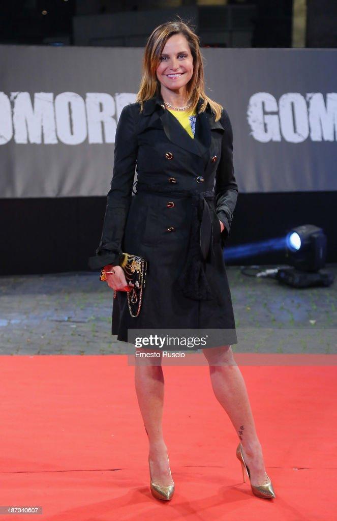 'Gomorra - La Serie' - Rome Premiere