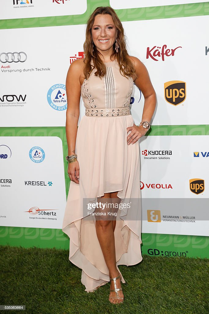 <a gi-track='captionPersonalityLinkClicked' href=/galleries/search?phrase=Simone+Ballack&family=editorial&specificpeople=554497 ng-click='$event.stopPropagation()'>Simone Ballack</a> attends the Green Tec Award at ICM Munich on May 29, 2016 in Munich, Germany.