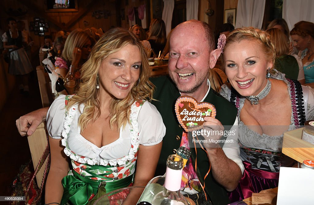 Fisch Baeda Ladies Lunch At Oktoberfest 2015