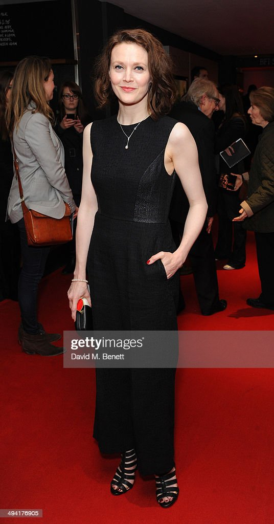 Simone Kirby attends the UK Film Premiere of 'Jimmy's Hall' at BFI Southbank on May 28, 2014 in London, England.