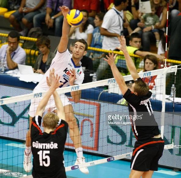 Germany v Italy - FIVB Men's Volleyball World Championship ...