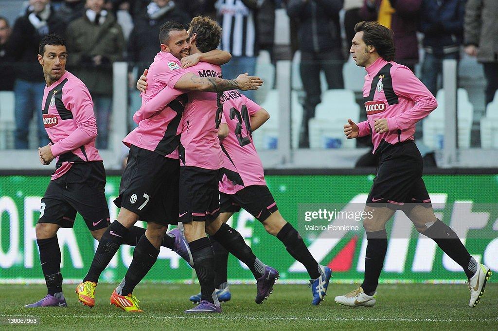 Juventus FC v Novara Calcio  - Serie A