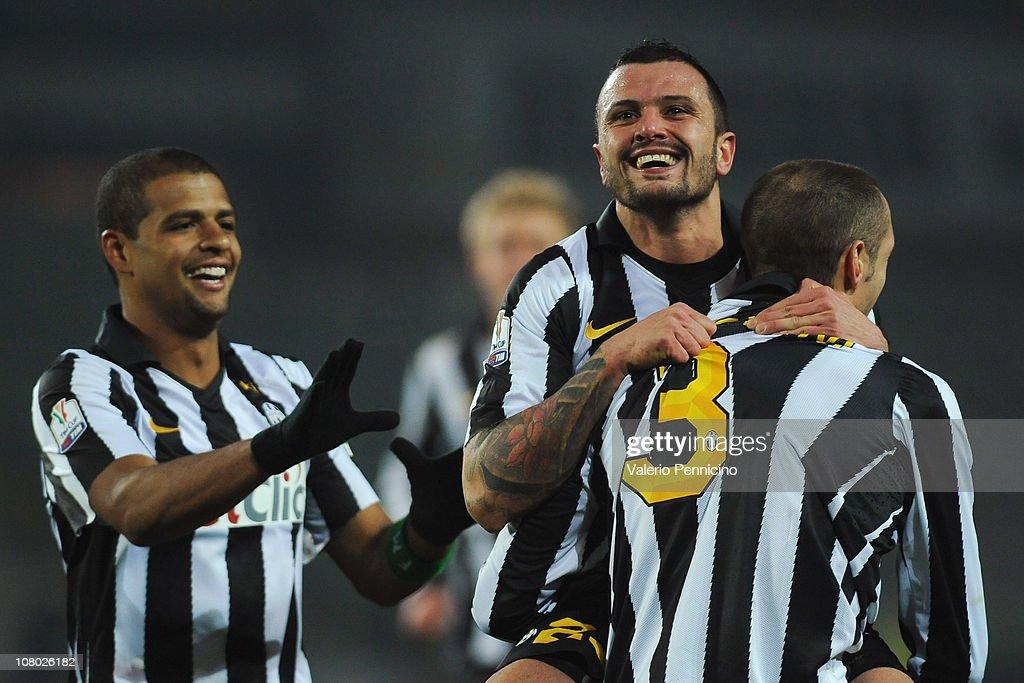 Juventus FC v Catania Calcio - Tim Cup