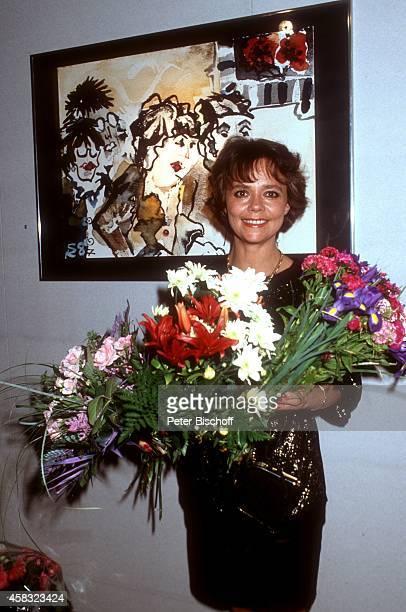 Simone Rethel 40 Geburtstag von Simone Rethel am in 'Galerie Roucka' in München Deutschland
