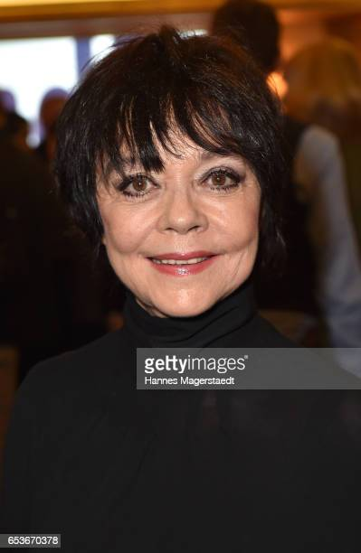 Simone RethelHeesters during the NdF after work press cocktail at Parkcafe on March 15 2017 in Munich Germany