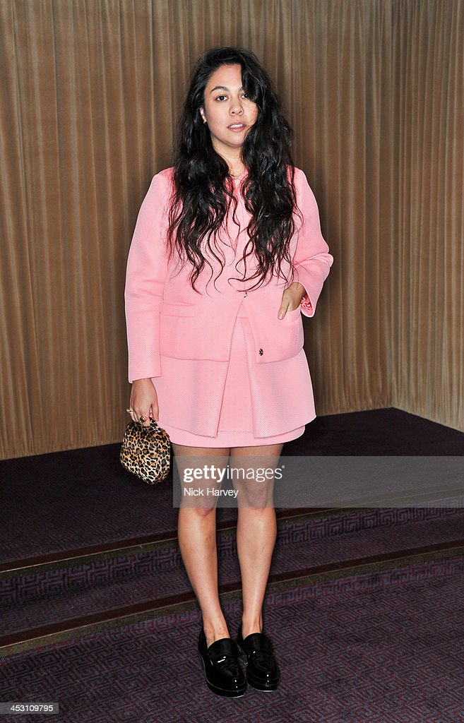 <a gi-track='captionPersonalityLinkClicked' href=/galleries/search?phrase=Simone+Rocha+-+Fashion+Designer&family=editorial&specificpeople=7511790 ng-click='$event.stopPropagation()'>Simone Rocha</a> attends the British Fashion Awards 2013 at London Coliseum on December 2, 2013 in London, England.