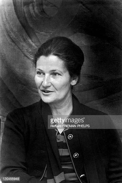 Simone Veil In France In 1978