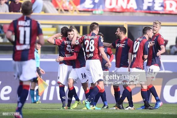 Bologna FC v AC ChievoVerona - Serie A : News Photo