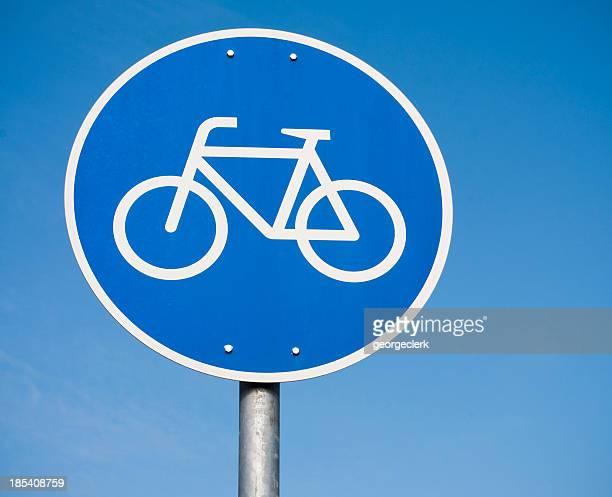 Simple Bicycle Sign