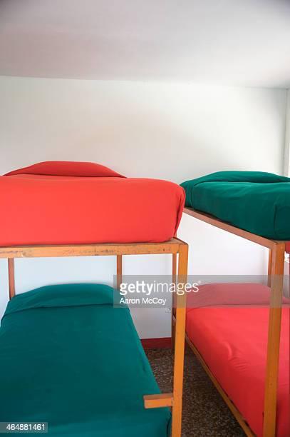 Simple bunk beds