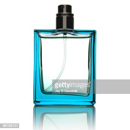 Simple fragrance bottle