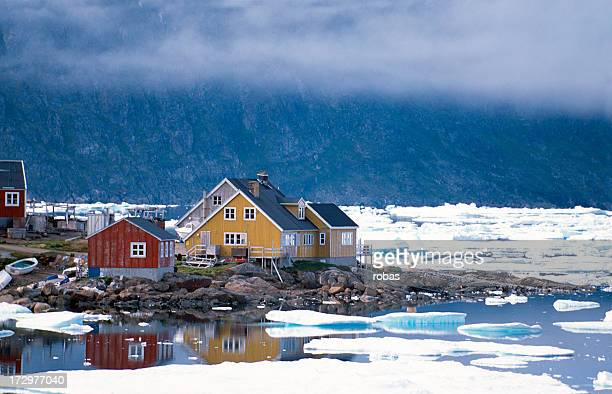 Simple home in Greenland