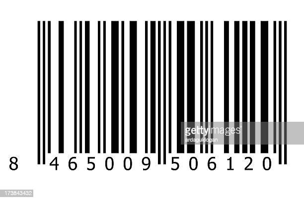 A simple image of a striped barcode