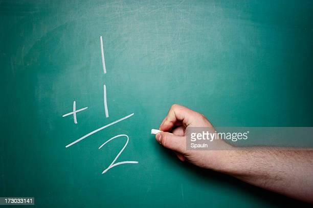 Le calcul est vite fait problème