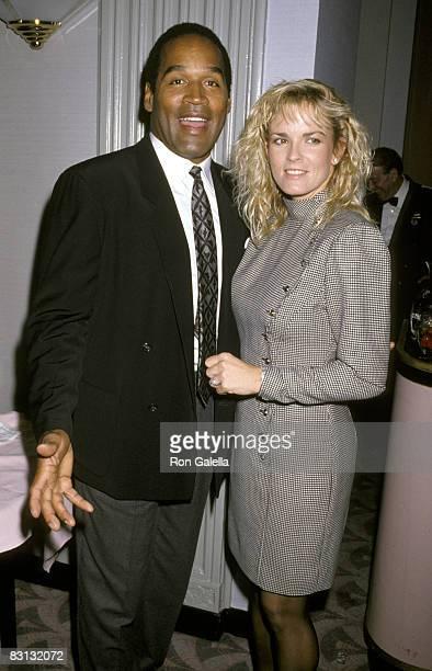 OJ Simpson and Nicole Brown Simpson