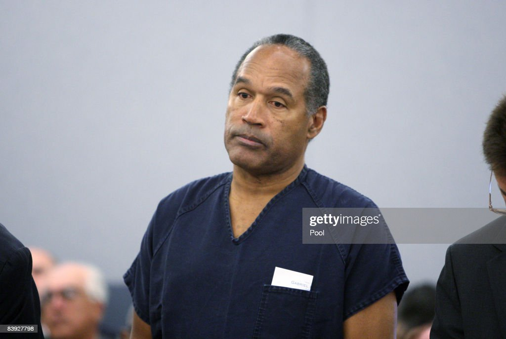 O.J. Simpson Sentenced In Kidnapping, Robbery Trial