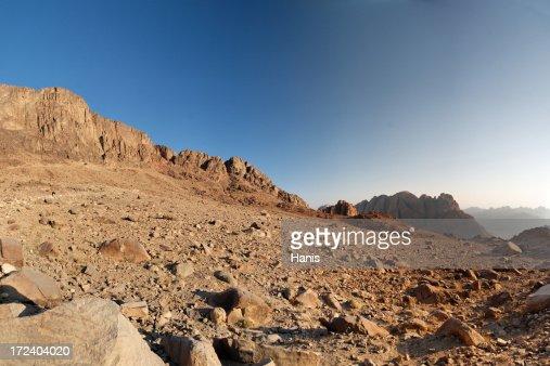 Sinai morning