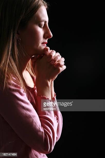 Sincero Oração (cor