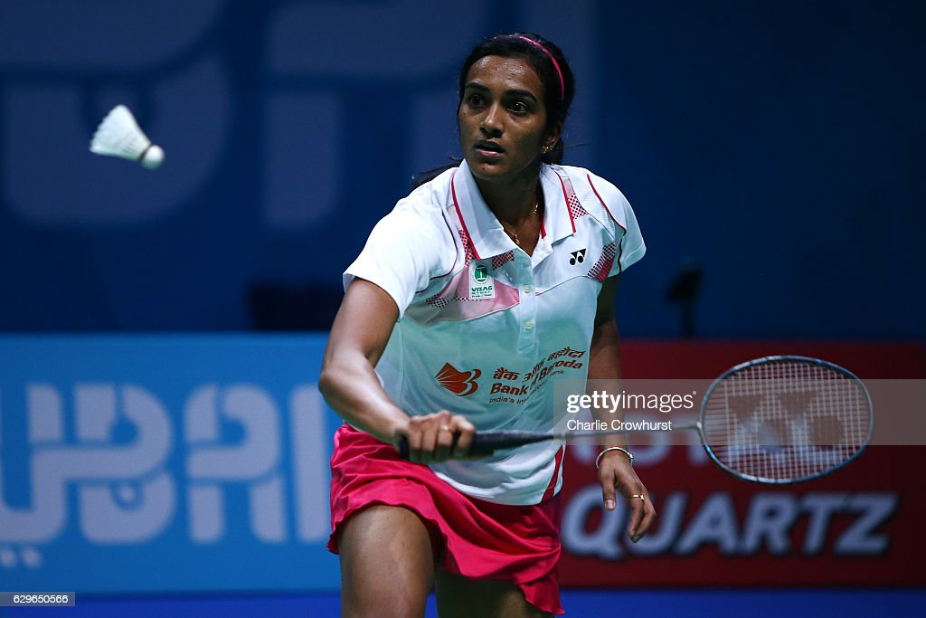 BWF Dubai World Superseries Finals - Day One : News Photo