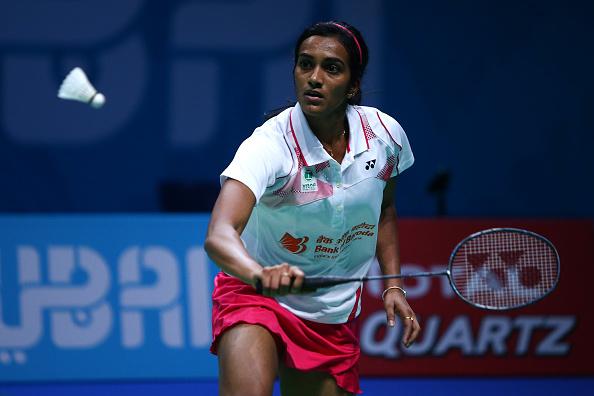 BWF Dubai World Superseries Finals - Day One : News Photo