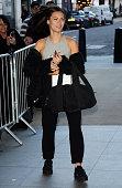 London Celebrity Sightings -  November 23, 2017