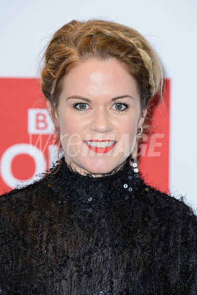 Sinead Keenan attends a photocall to launch the new BBC One