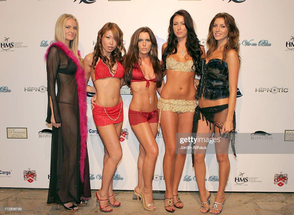 Playboy Villa Dessous Party