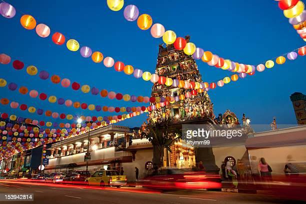 Singapore Chinatown - Sri Mariamman Temple