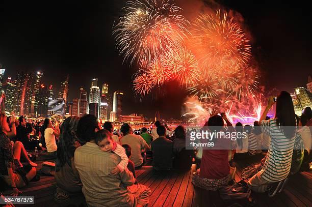 Singapore Countdown 2015