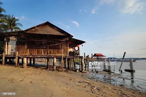 singapore island - Pulau Ubin Kampong House