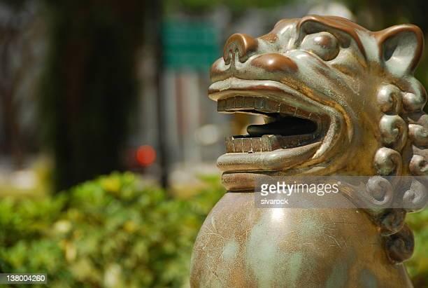 Lion de Singapour