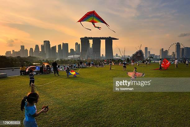 Singapore - Marina Barrage