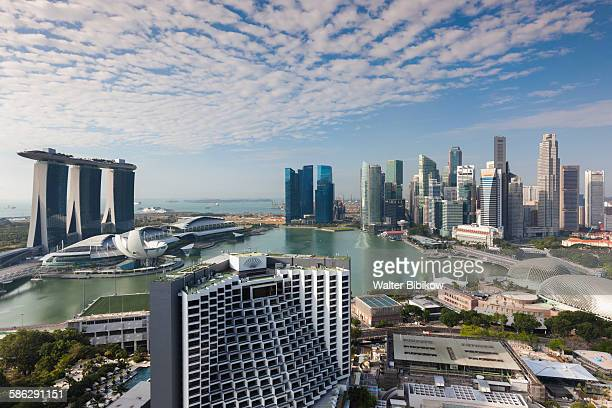 Singapore, Marina Reservoir, Exterior