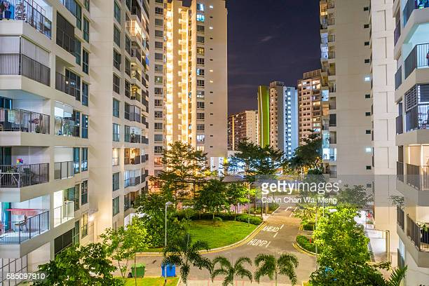Singapore new residential housing in Tampines