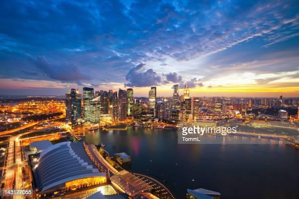 Singapore Panorama