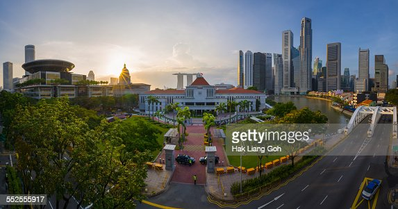 Singapore Parliament House
