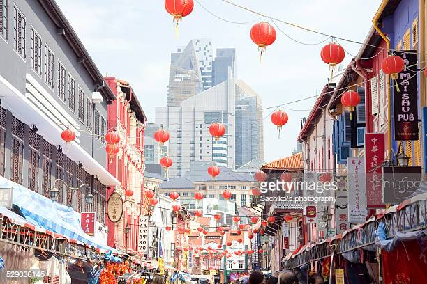 Singaporean Chinatown