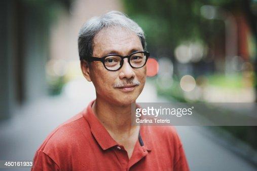Singaporean man