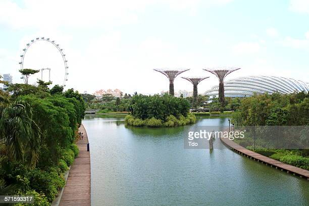 Singapore;Garden By The Bay.
