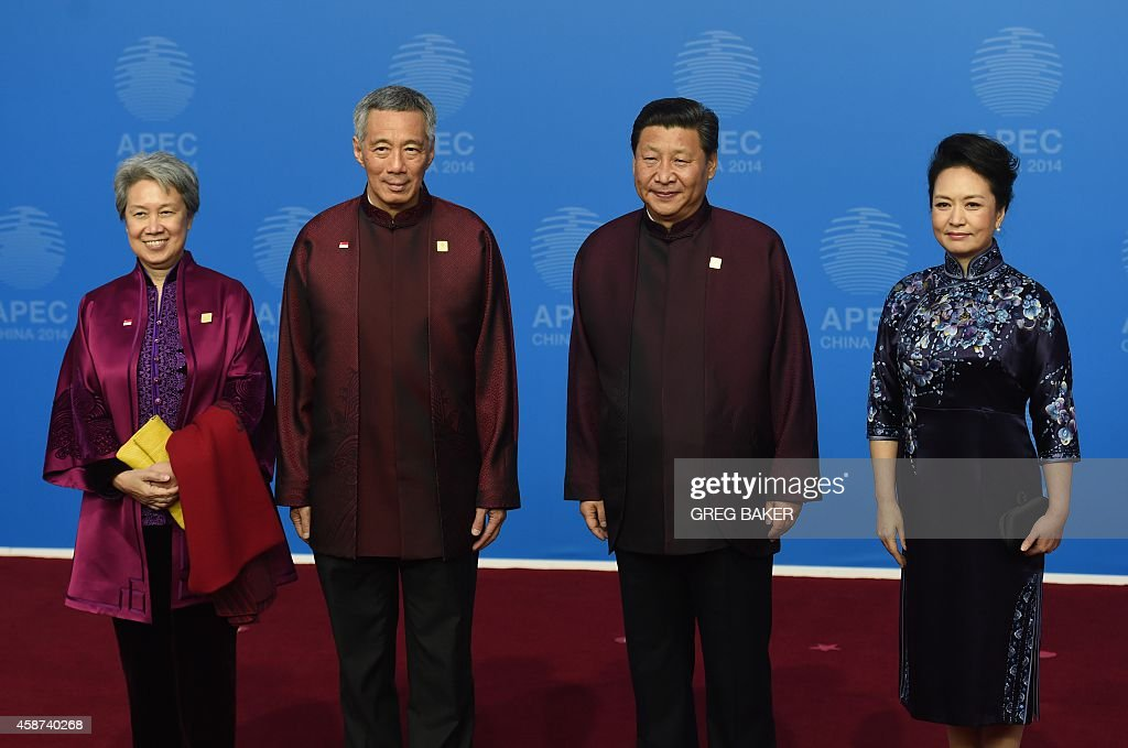 Image result for chinese controlled singapore Prime Minister Lee Hsien Loong