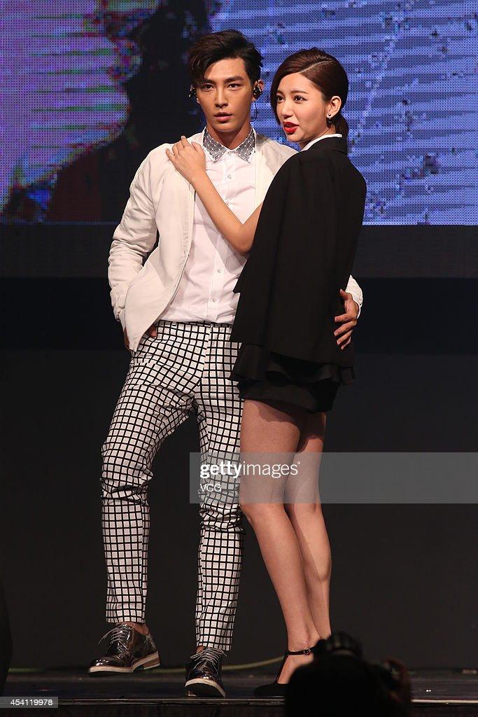 Aaron yan and tia li dating 1