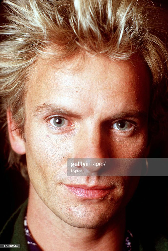 Singer, actor and musician <a gi-track='captionPersonalityLinkClicked' href=/galleries/search?phrase=Sting+-+Singer&family=editorial&specificpeople=220192 ng-click='$event.stopPropagation()'>Sting</a>, circa 1989.