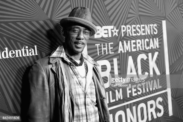 Singer Actor Ralph Tresvant attends BET Presents the American Black Film Festival Honors on February 17 2017 in Beverly Hills California